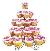 5 tier cupcake stand buy 5 tier metal party new spin dessert cupcake stand tree holder