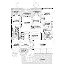 buckman heights spanish home plan 106s 0059 house plans and more