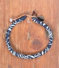 bandana wristband bandana bracelet navy accessories