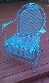 Metal Lawn Chairs Old Fashioned by Furniture Renowned Wrought Iron Patio Furniture Sipfon Home Deco