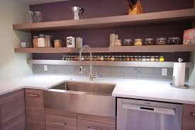 Kitchen Sinks Portland Oregon Stainless Farmhouse Drop In Sink Shelves Instead Of Cabinets