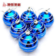 aliexpress com buy 6cm light silver striped christmas balls