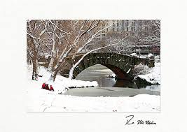 boxed christmas cards retreat central park new york city boxed christmas cards