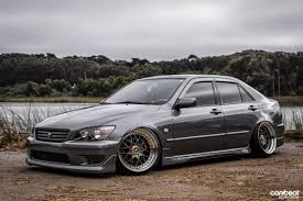 lexus is200 deep dish wheels skunkworks customs downloads