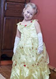 belle inspired yellow beauty princess dress machine washable