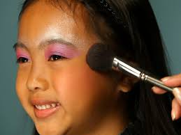 Halloween Eye Makeup Kits by Kid U0027s Halloween Makeup Tutorial Fairy Princess Hgtv