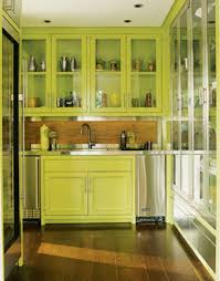 green kitchen decorating ideas