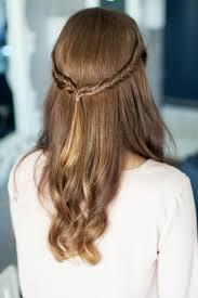 271 best half up half down with braids images on pinterest