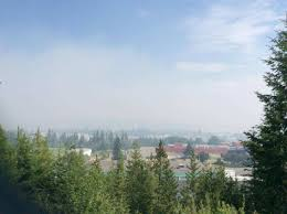 Wildfire Bc Clinton by B C Wildfires No Rest For Crews Fighting Blazes In Central