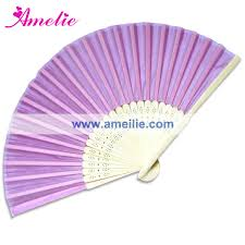 personalized wedding fans 50piece lot wholesale personalized wedding favor gift for guests