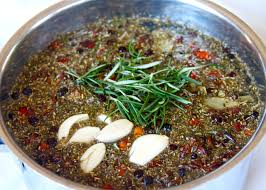 turkey brine part two brining the turkey paleo spirit
