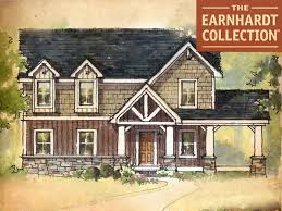 Dream Home Builder Sugar Maple Home Plan Earnhardt Collection Schumacher Homes