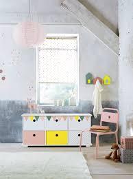meuble bas chambre meuble bas 6 rangements chambre bébé babyspace vertbaudet fr