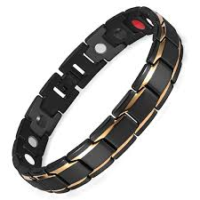 bracelet healthy images Men 39 s healthy energy bio magnetic therapy bracelet better man things jpg