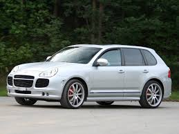 Porsche Cayenne Rims - mad 4 wheels 2006 sportec sp750 based on porsche cayenne 955