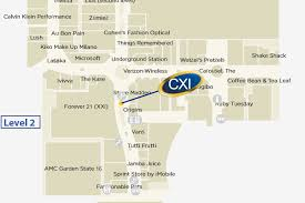 westfield mall map cxi jersey s currency exchange westfield garden state