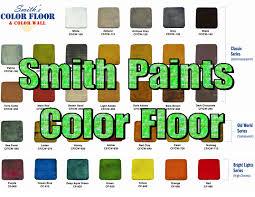 manufacturer color charts deco crete supply