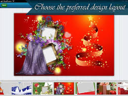 free christmas card maker 2017 and make your own cards