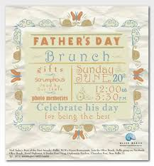 s day brunch invitation olive fathers day brunch invitation design inspirations