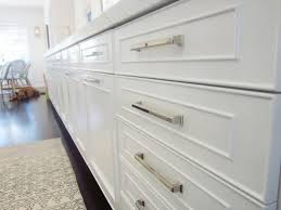 Handles For Kitchen Cabinets  Almost Invisible But Actually - Kitchen cabinet handles