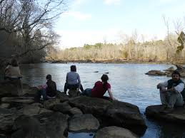 North Carolina Wild Swimming images Recreation haw river assembly jpg