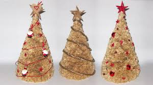 Crafts For Home Decoration Diy Christmas Tree Crafts For Home Youtube