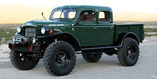 dodge truck power wagon history of the power wagon dodge ram for sale in miami