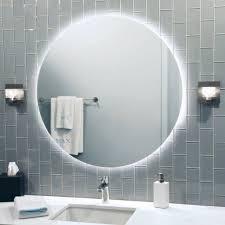 Round Bathroom Mirror by Mirror Design Ideas Decorative Crafted Round Bathroom Mirror With