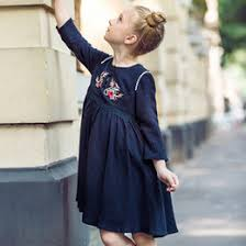 long sleeve dresses for winter kids online long sleeve dresses