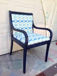 Aqua Accent Chair by Upholstered Chair Vintage Chair Accent Chair Office Desk