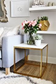 side table decoration ideas home design image modern to side table