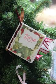how to make paper christmas ornaments with pictures sweet t