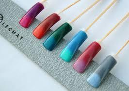 lechat mood changing gel polish shades 7 12 gel polish