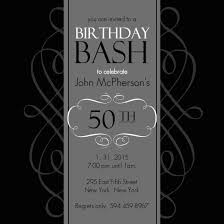 50th birthday invitation templates u2013 diabetesmang info