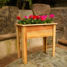 Redwood Planter Boxes by Best 14 Raised Planter Boxes