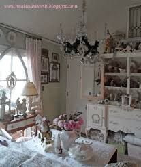 dunhaven place a pink green white and silver chic n shabby