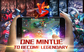 legendary 5v5 moba game 1 0 60 apk download android role playing