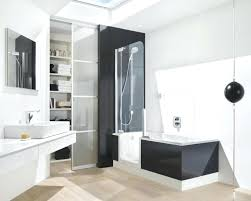 Shower And Tub Combo For Small Bathrooms Bath Shower Combo Ideas Waterproofing Soaking Tub Shower
