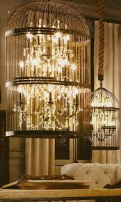 Bird Cage Chandelier Can Not Get Enough Of These Vintage Birdcage Chandeliers From