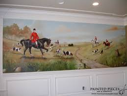 Horse Murals by Painted Pieces Art U0026 Graphics Residential And Commercial Murals