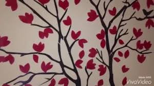 3d tree wall mural youtube 3d tree wall mural