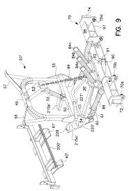 patent us6209231 vehicle hitch mount assembly for a snow plow