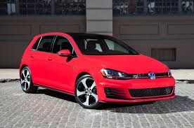 volkswagen red car 2017 volkswagen gti reviews and rating motor trend