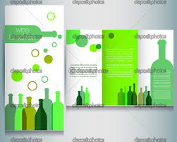 wine brochure template best sles templates part 3