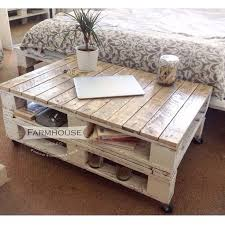 Shabby Chic Side Table Pin By Masterson On Living Room Pinterest Pallet Coffee