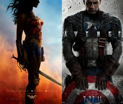 wonder woman is the movie that captain america should have been
