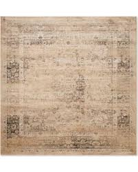 6 Square Area Rug Deals On Safavieh Vintage Palace 6 Square Area Rug In Beige