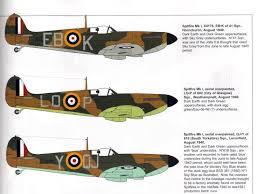 proper spitfire mk i colors finescale modeler essential