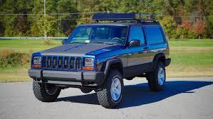 jeep xj bumper xj cherokee stg2 115k u2014 davis autosports