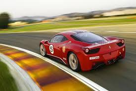 Ferrari 458 Horsepower - planning 600 hp 458 scuderia for frankfurt